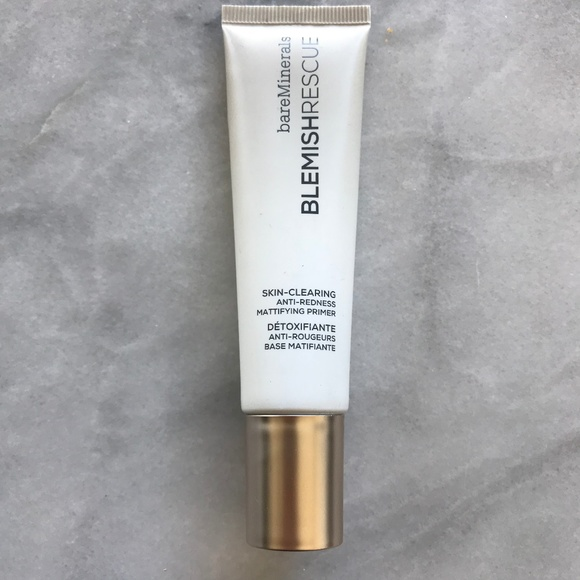 Image result for bare minerals blemish rescue anti-redness mattifying primer